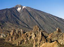 Free El Teide Stock Image - 3073741