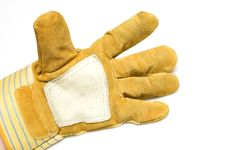 Working Gloves Stock Photo