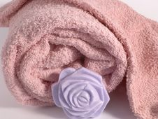 Free Towels Close-up Stock Image - 3074821
