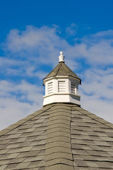 Roof Top Stock Image