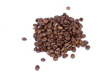 Free Coffee Beans Closeup Royalty Free Stock Photography - 3075857