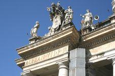 Free Vaticano Royalty Free Stock Image - 3077546