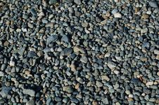 Free Pebbles Background Royalty Free Stock Images - 3077899