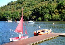 Free Rudyard Lake Royalty Free Stock Photos - 3079248