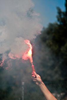 Free Smoke-producing Stock Photography - 3079662