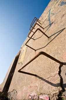 Stairsway To The Sky Royalty Free Stock Images