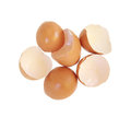Free Egg Shells Royalty Free Stock Photos - 30705318
