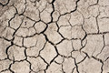 Free Cracked Surface Of Dried-up Lake Stock Image - 30706391