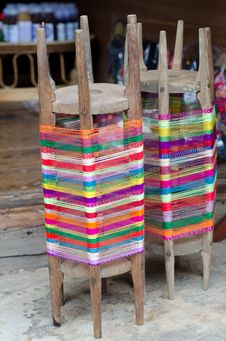 Free Colorful Of Yarn Royalty Free Stock Photo - 30701645