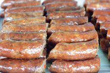 Free Thai Sausage Royalty Free Stock Photo - 30702485