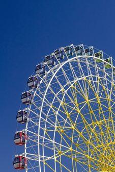 Free Ferris Whee Royalty Free Stock Photo - 30703925