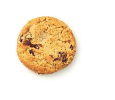 Oatmeal Soft Cookies Royalty Free Stock Photo