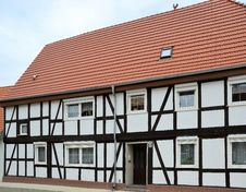 Free Renovated Half-timbered House Stock Photo - 30708530