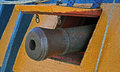 Free Naval Deck Gun Stock Photos - 30712263