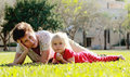 Free Grandmother And Granddaughter Stock Photography - 30719162