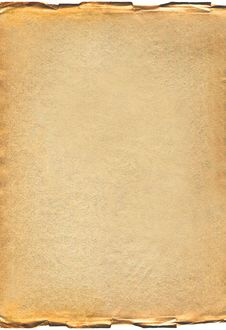 Free Old Paper Texture Royalty Free Stock Image - 30710446