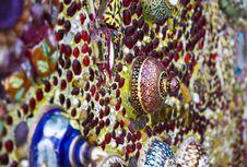 Free Benjarong Wall Royalty Free Stock Photo - 30716315
