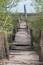 Free Wooden Bridge Royalty Free Stock Images - 30729449