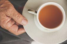 Free Cup Of Tea Stock Photos - 30724653