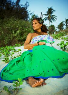Free Hippie Stock Images - 30726784
