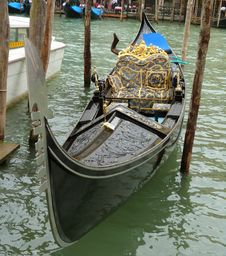 Free Venice And Gondola Stock Image - 30729901