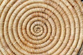 Free Spiral Straw Mat Background. Stock Photo - 30737660
