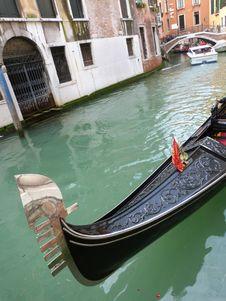 Free Venice - Gondolas Stock Image - 30730061