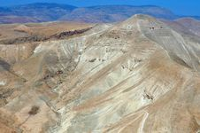 Free Judean Desert - Israel Royalty Free Stock Photos - 30735858