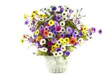 Plastic Flower Stock Photography