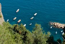 Free Amalfi-Coast, Italy Royalty Free Stock Photography - 30739877