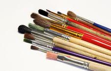 Free Brushes Stock Photos - 30740163