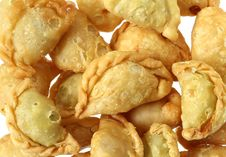 Free Curry Puff Stock Photo - 30744060