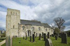 Free Dalmeny Parish Church Stock Images - 30744244