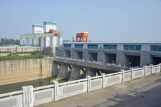 Free Gezhou Dam Stock Photos - 30745433