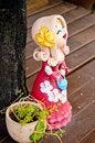 Free Clay Dolls. Stock Photos - 30754793