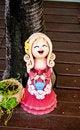 Free Clay Dolls. Stock Photo - 30754840