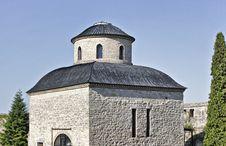 Church Cell In Moldavia Royalty Free Stock Photo