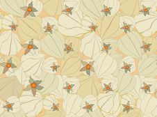 Free Autumn Floral Seamless Pattern Royalty Free Stock Photography - 30751437