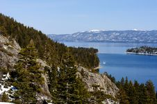 Free Emerald Bay Royalty Free Stock Images - 30753379