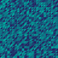 Free Blue Abstract Triangles Mosaic Background Stock Image - 30761601