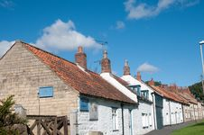 Free Cottages In Pickering Royalty Free Stock Images - 30762129