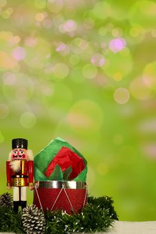 Free Christmas Nutcracker Royalty Free Stock Photo - 30772555