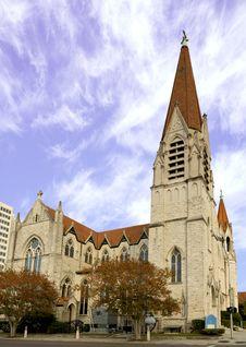Free Church Stock Photography - 30772612