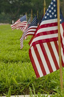 Free American Flag Stock Photo - 30772980