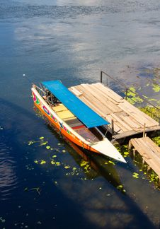 Free Boat On Chao Phraya River Royalty Free Stock Photography - 30774617
