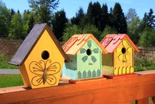 Free Birdhouse Stock Photography - 30782072
