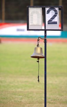 Free Bell Sports Referee Royalty Free Stock Images - 30786189