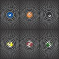 Free Billiard Ball Art Stock Photos - 30792263