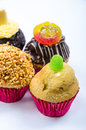 Free Cupcakes Royalty Free Stock Photos - 30793388