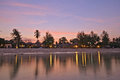 Free View Of Sunrise Beach At Koh Lipe, Thailand Stock Photography - 30794832